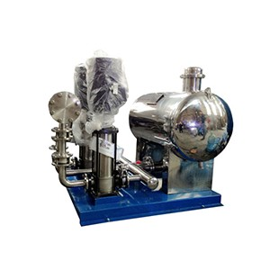 No Negative Pressure Frequency Water Supply Equipment